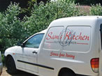 Sam's Kitchen - Fully mobile across SusSam's Kitchen - catering services in Eastbourne - Outside Caterer and menu planner